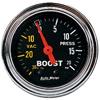 Boost / Vacuum Gauge