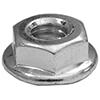 Spin Lock Nut W/ Serr.1/4 in-201