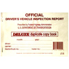 2 Copy Driver's Vehicle Inspection Report