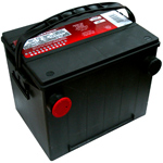 Silver Series Automotive Battery