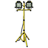 Standard 1000 Watt Twin Head Convertible Tripod Tower Halogen Work Light