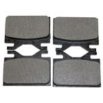 Premium Organic Brake Pads
