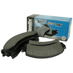 MetLock Fleet OE Formulated Disc Brake Pads