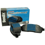 TitaniuMetallic II Semi-Metallic Disc Brake Pads