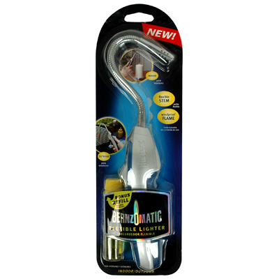 bernzomatic flexible lighter refill instructions