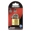 Brinks Solid Brass Padlock
