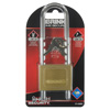 Brinks Solid Brass Padlock with Adjustable Shackle
