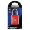 Brinks Resettable Combination Lock | Various Colors
