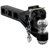 Receiver Mount Combination Ball Hitch