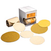 Gold Stick-On Sand Paper, 50/Box