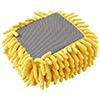 2 in 1 Microfiber Chenille Square Sponge