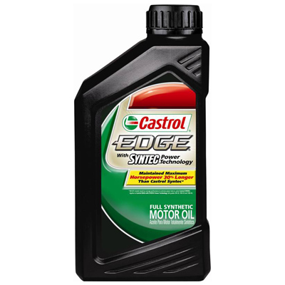 Autoparts2020 castrol edge with syntec power technology for Synthetic motor oil test