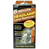 5 Minute Headlamp Lens Restorer For Auto Lenses