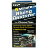 5 Minute Bluing Remover For Chrome Pipes