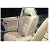 Protective Plastic Disposable Seat Covers