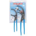 2-pc. Oil Filter/PVC Plier Set