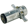 6 Pole Electrical Trailer Plug