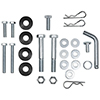 Bolt Kit for Round Bar WD Hitch
