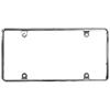 Slim License Plate Frame