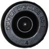 Rubber Hubcap Plug