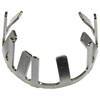 Metal Fuel Line Retaining Clips