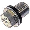 Double Oversize Oil Drain Plug
