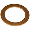 Copper Oil Drain Plug Gasket