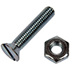Machine Screw And Nut