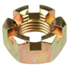 Slotted Hex Nut