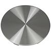 Brushed Aluminum Center Cap
