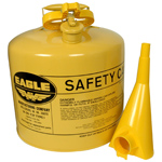 Galvanized Steel Type-I Safety Can, Diesel