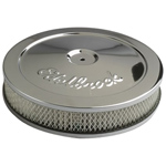Pro-Flo� Chrome Air Cleaner