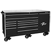 Professional 76 in 12-Drawer Roller Cabinet