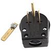 Pin-Type Electrical Plug