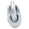 Wire Rope (Aircraft Cable) Clip