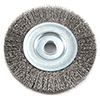 Crimped Wire Wheel Brush