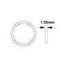Teflon Seal Rotolock Fitting O-Ring