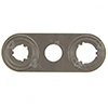 Condenser Block Fitting Port Gasket