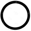 Blue Round O-Ring