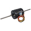 Double Shaft Vented CW/CCW Blower Motor w/o Wheel
