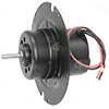 Flanged Vented CW Blower Motor w/o Wheel