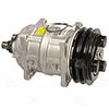 New York-Diesel Kiki-Zexel-Seltec DKS15CH Compressor w/ Clutch