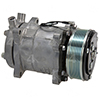 New Sanden/Sankyo SD5H14 Compressor w/ Clutch
