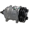 New York-Diesel Kiki-Zexel-Seltec TM13HD Compressor w/ Clutch
