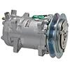 New Sanden/Sankyo SD510HD Compressor w/ Clutch