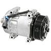 New Sanden/Sankyo SD7H15 Compressor w/ Clutch