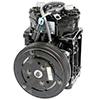 New York 209,210 Compressor w/ Clutch