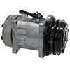 New Sanden/Sankyo FLX7 Compressor w/ Clutch