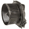 Flanged Vented CW Blower Motor w/ Wheel