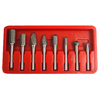 8 pc. Carbide Rotary Burr Set